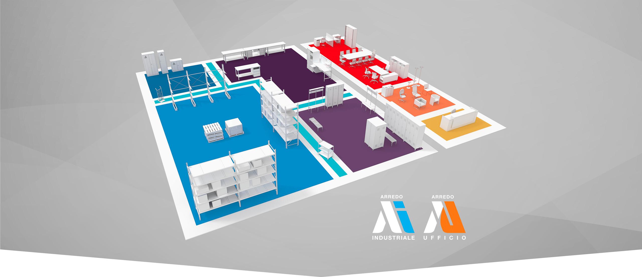 Tecnotelai - Arredamento industriale - Mobili per ufficio