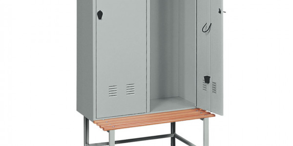 LOCKERS WITH BENCHES