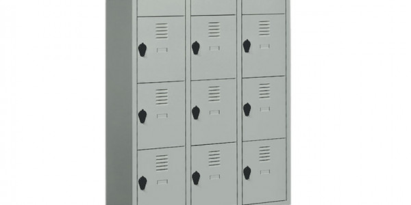MULTI-COMPARTMENT LOCKER
