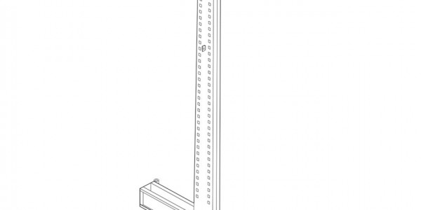 DOUBLE-SIDED COLUMN