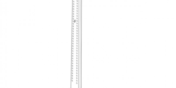 ONE-SIDED COLUMN