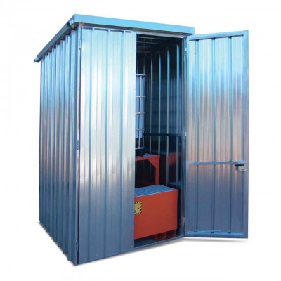 STEEL SUMP BOXES