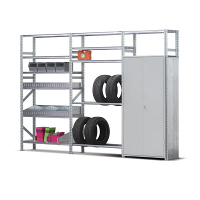 MINI LINE SHELVING