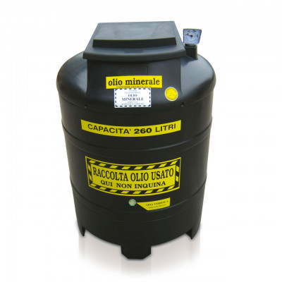 WASTE OIL CAN