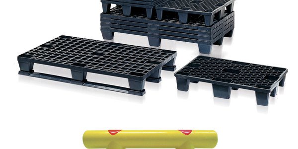 BUMPER AND PALLETS