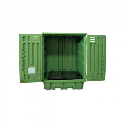POLYETHYLENE DRUM RACK BOXES