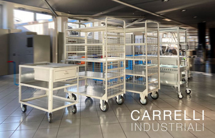 CARRELLI INDUSTRIALI